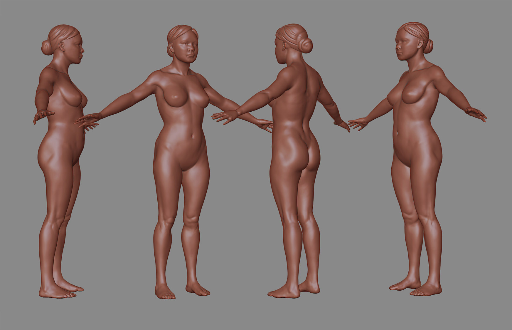 Female Figure Sculpt