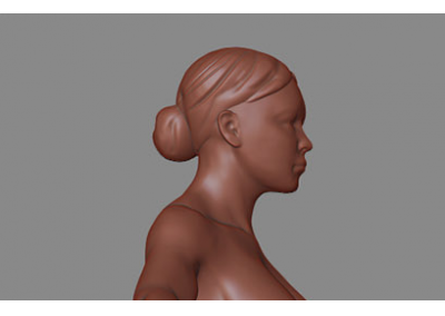 Female Figure Sculpt