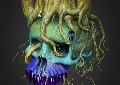 Soto Skull homage